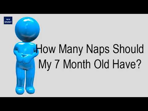 How Many Naps Should My 7 Month Old Have?