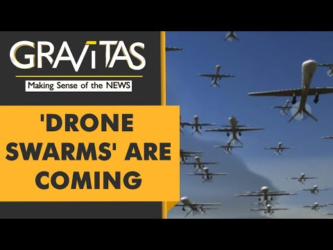 Gravitas: Drones are transforming modern warfare