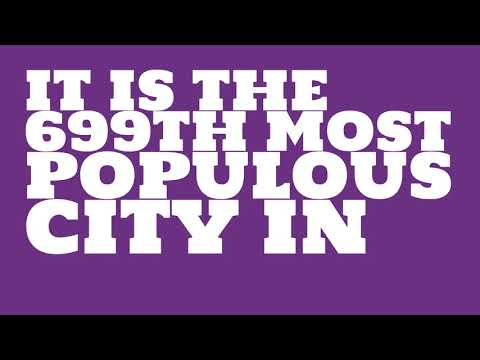 How does the population of Berwyn, IL compare to Manhattan?
