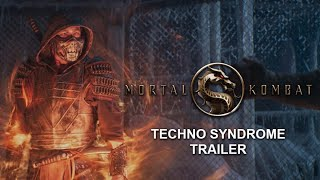 Mortal Kombat Movie 2021 Original Theme Song 1995 Techno Syndrome Shorts - مهرجانات