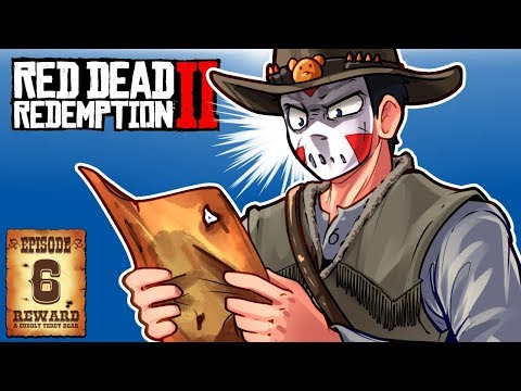 BOUNTY HUNTING & SNEAKY HOUSE ROBBERY! - RED DEAD REDEMPTION 2 - Ep. 6!