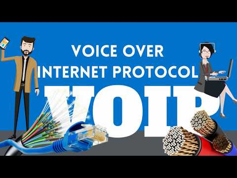 What is VoIP or Voice Over IP?