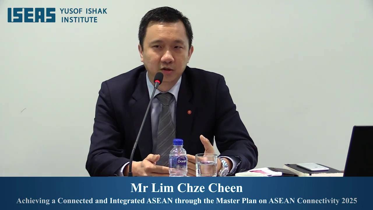 Achieving A Connected And Integrated Asean Through The