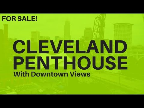 stonebridge penthouse condo for sale in cleveland