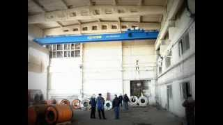 БТ КРАН: кран-балки, мостовые краны(, 2013-02-27T07:48:04.000Z)