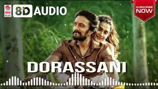 dorassani-8d-song-pailwaan-kannada-kichcha-sudeepa-use-headphones