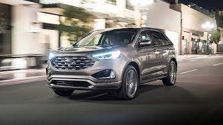 Revealing 2019 Ford Edge Titanium Elite [Lastest News]