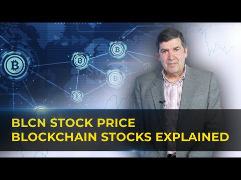 Blockchain Stocks Explained. BLCN Stock Price. Investing In ETF Blockchain