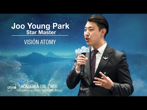 Atomy Mexico Joo Young Park SM Vison Atomy SA 040818