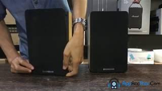 ลำโพงคอมพิวเตอร์คุณภาพเสียงชั้นเยี่ยม‼️ SR01ราคาเพียง 2,990 บ. (รับประกัน 1ปี) จาก AppAccThai.Com