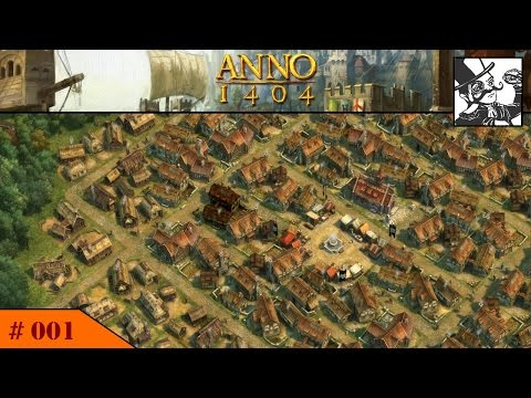 Anno 1404 - Venice: #001 Multiplayer, colonizing the new world!