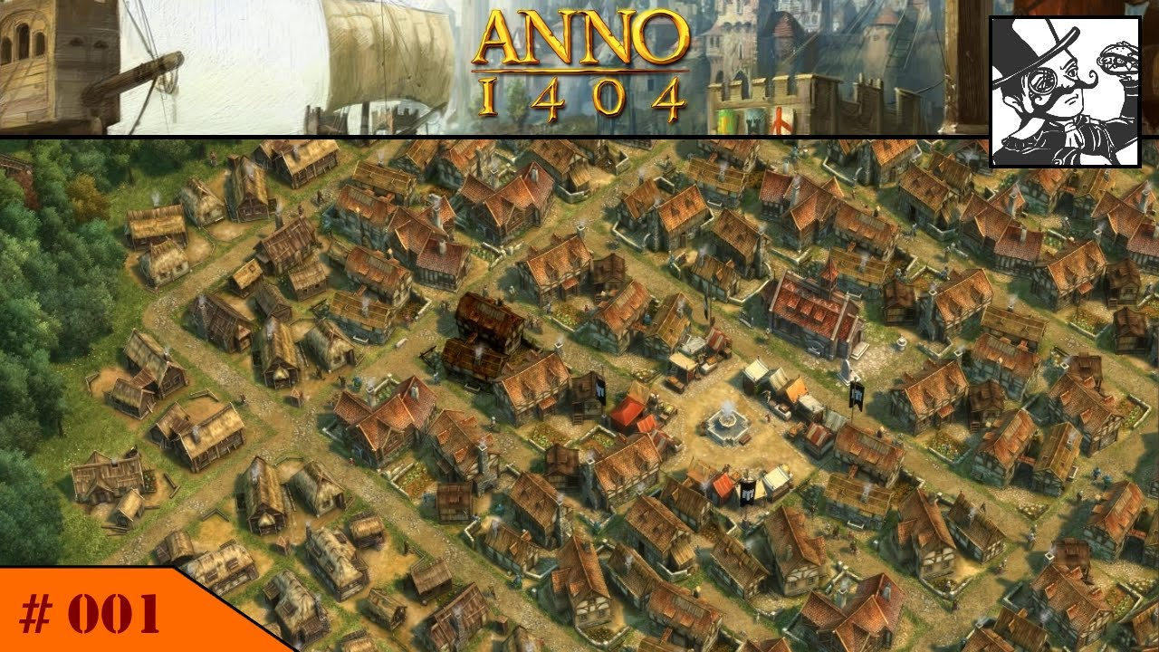 Anno 1404 Venice 001 Multiplayer Colonizing The New World You