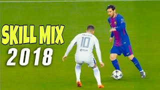 Best Football Skills 2018 HD-Skill Mix #1
