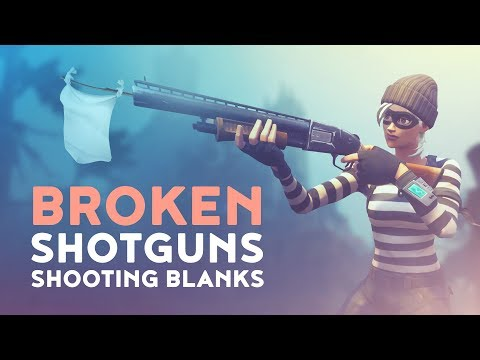 BROKEN SHOTGUNS! - WHY ARE WE SHOOTING...