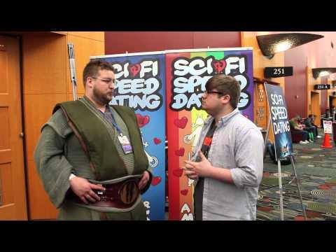 Sci-Fi Speed Dating - FanX 2015