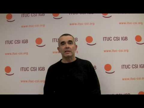 Union Views: Yves Veyrier (CGT-FO France)