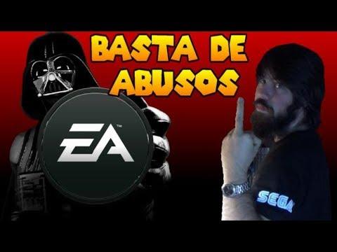 Hasta los Huevos de Electronic Arts   EA Basta de Abusos   Desprecio a Nintendo   #StopMicropayments