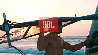 Windsurfing with Music (feat JBL Endurance and Max Brinnich)