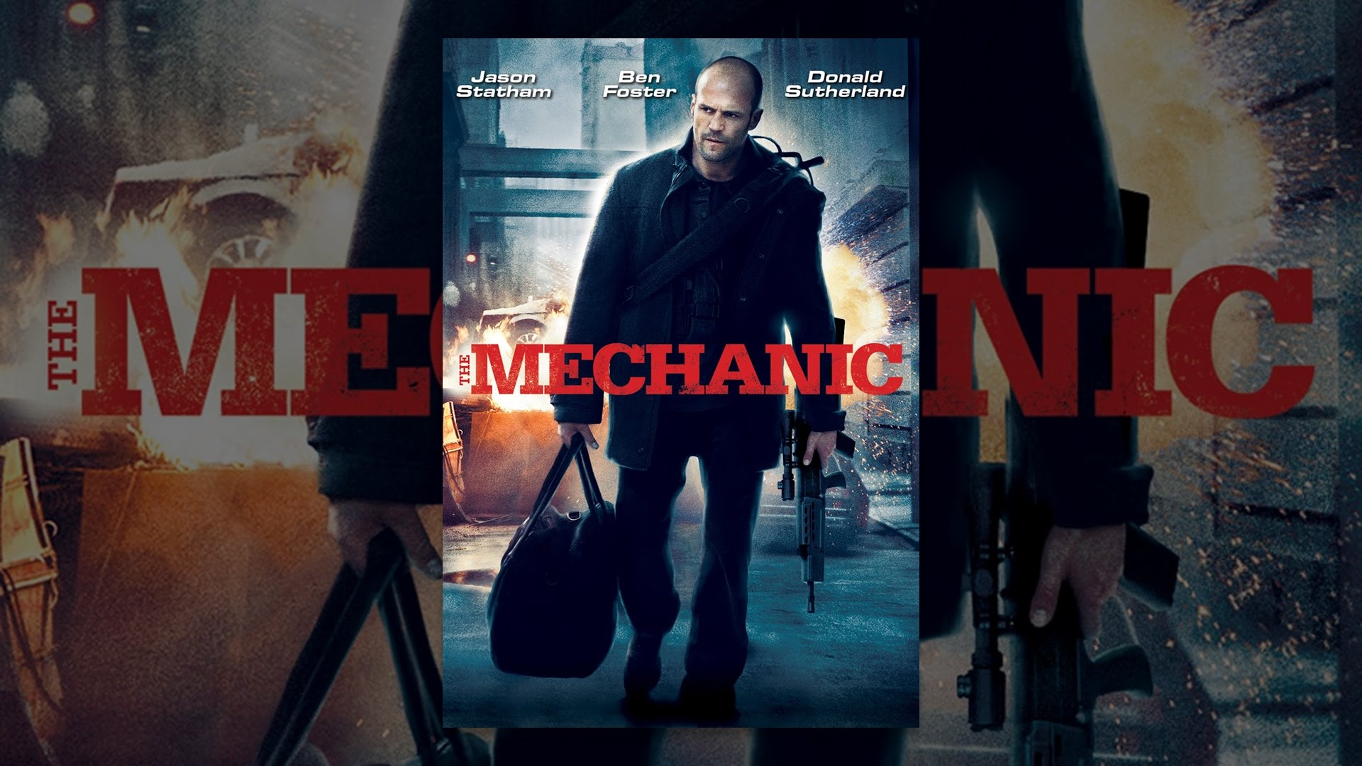 Download The Mechanic (2011)