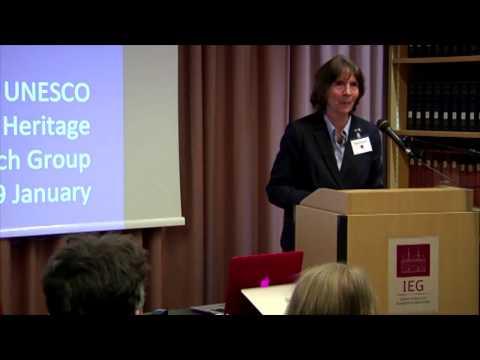 "Aleida Assmann ""The Concept of Cultural Heritage"""