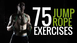 75 Jump Rope Exercises to Burn Fat and Get Fit [Bloom to Fit]