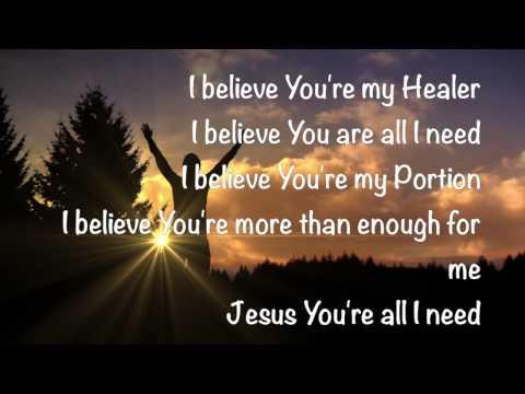 Healer - Bethel Music Live (Lyric Video)