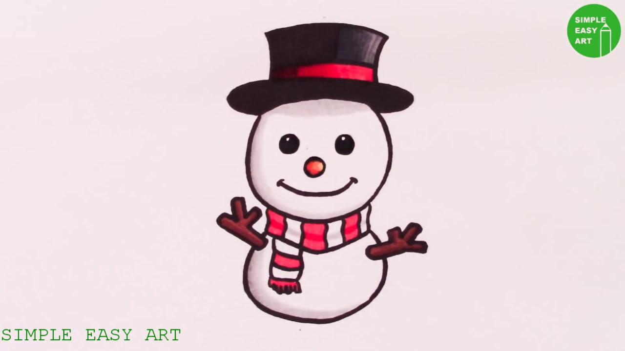 Artist Draws Cute Christmas Drawings! - YouTube