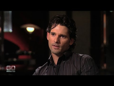 EXTRA MINUTES  Hollywood star Eric Bana talks about playing Mark