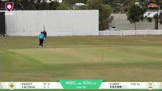 Bulls Masters First Grade Competition Round 3 - Western Suburbs v Toombul