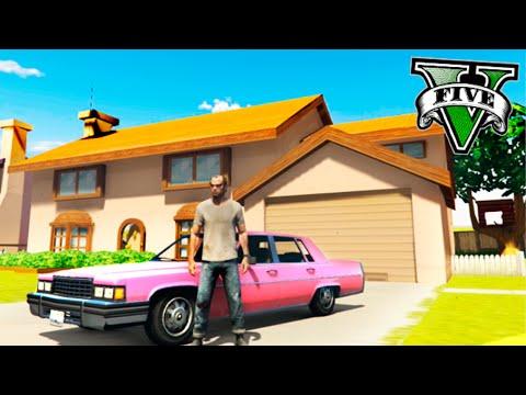 LOS SIMPSON EN GTA V !! GTA 5 MODS PC LOS SANTOS EN SPRINGFIELD Makiman