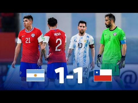 Eliminatorias Sudamericanas | Argentina vs Chile | Fecha 7