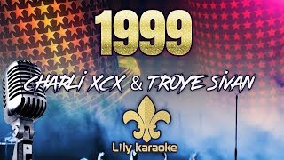 Charli XCX & Troye Sivan - 1999 (Karaoke Version) Video