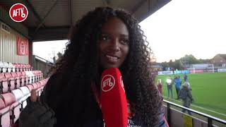 (WSL) Arsenal 1-4 Chelsea | Chelsea Are Our Bogey Team! | Pippa Monique's Match Review