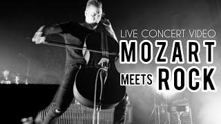 Mozart - Led Zeppelin (Requiem: Dies Irae - Kashmir) THE DARK TENOR - Billy Andrews [Official Video]