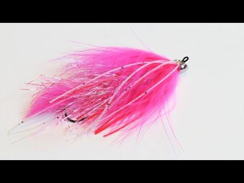 Tying The Pinky Tuscadero Coho Fly