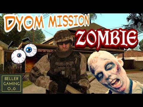 DYOM MISSION Gta San Andreas Indonesia || Wabah Zombie di Los Santos