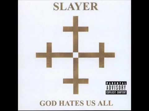 Slayer - God Hates Us All (with lyrics).mp4