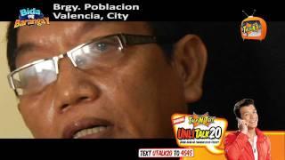 Felix Lopez - Bida ng Barangay Valencia/Bukidnon