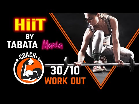 HiiT Workout song with COACH  3010  Feat NIVIRO