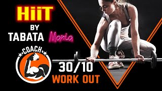 HiiT Workout song with COACH - 30/10  Feat NIVIRO