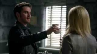Hook & Emma Scene 4x12 Once Upon A Time