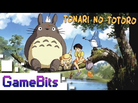 Tonari no Totoro (My Neighbor Totoro) - GameBits - First Impression - Lets Play
