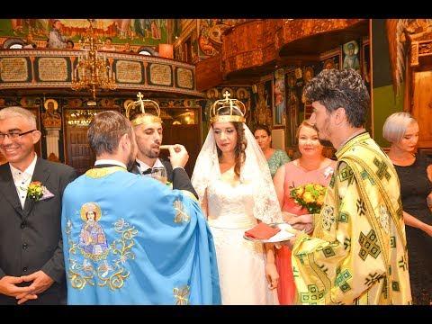 04 Cununie religioasa la biserica Sf. Ilie Titan Bucuresti