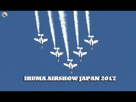 Iruma Air Festival Japan 2017 - AIRSHOW WORLD