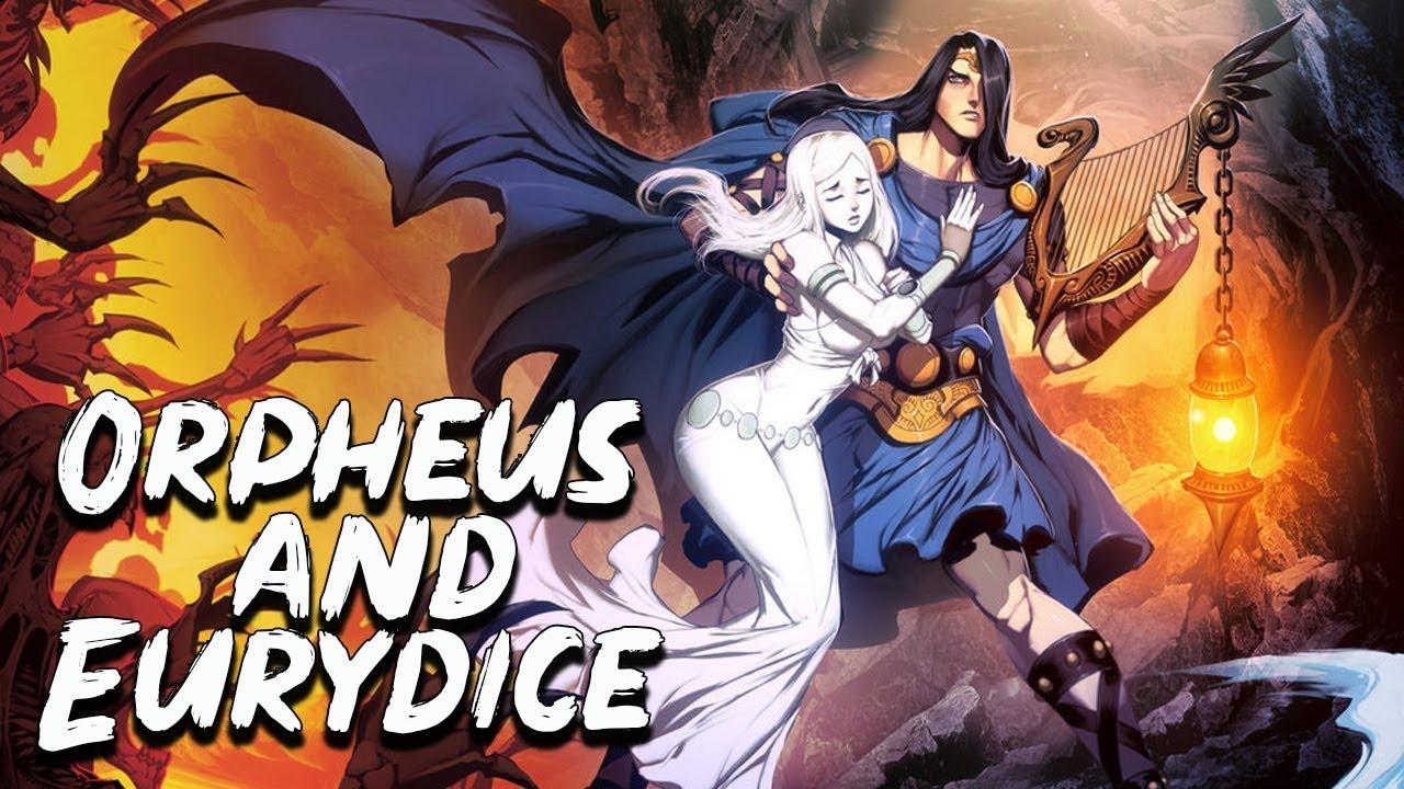 Download The Myth of Orpheus and Eurydice - Greek Mythology Stories - See U in History
