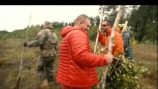 Зачем мужикам надо уезжать в лес?