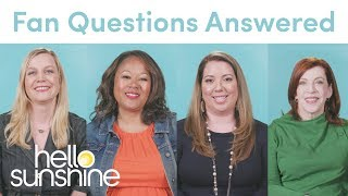 Reese's Book Club Authors Answer YOUR Questions!