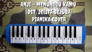 Download Lagu Anji - Menunggu Kamu (Ost.Jelita Sejuba) Pianika Cover Mp3