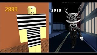 O PRIMEIRO JAILBREAK DO ROBLOX | Roblox - Jail Break