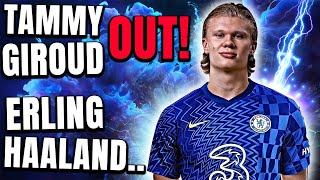 Chelsea News: Abraham Price LOWERED After Selling Giroud! Erling Haaland Or BUST?!